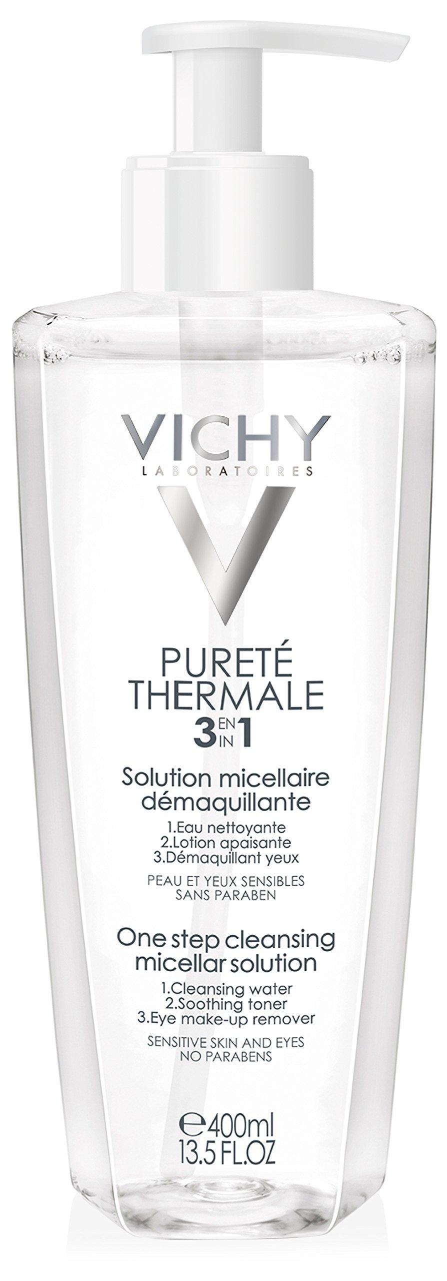 Vichy - Purete Thermale - Limpiador facial calmante micelar para mujer - 400 ml product image