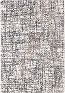 """product image for Orian Cotton Tail Cross Thatch Taupe 7'10"""" X10'10 Area Rugs JA01"""