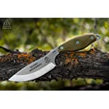 TOPS Scandi Woodsman Bushcraft Survival Knife SWOOD-3.5
