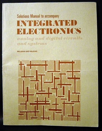 solutions manual to accompany integrated electronics analog and rh amazon com Milliman Inc 2017 Milliman Organ Transplant