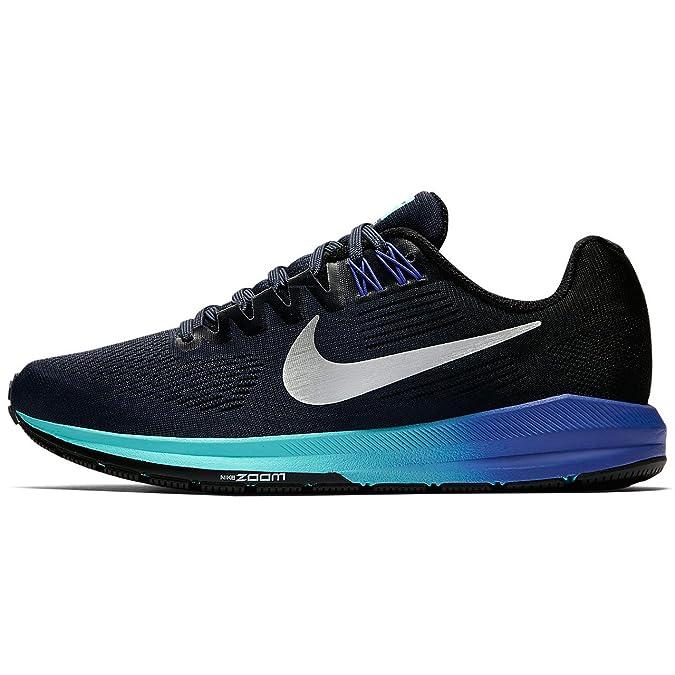 Nike W Air Zoom Structure 21, Zapatillas de Entrenamiento para Mujer: Amazon.es: Zapatos y complementos