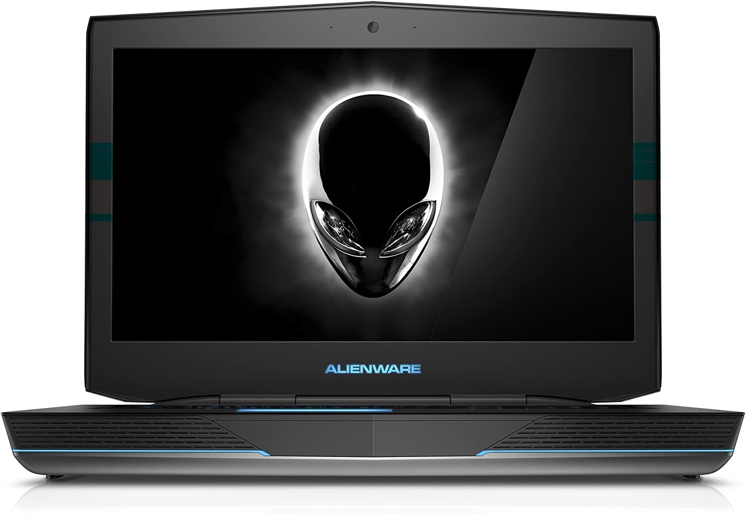 Alienware 18 ALW18-7502sLV 18-Inch Laptop (Silver Anodized Aluminum) [Discontinued By Manufacturer] (Renewed)