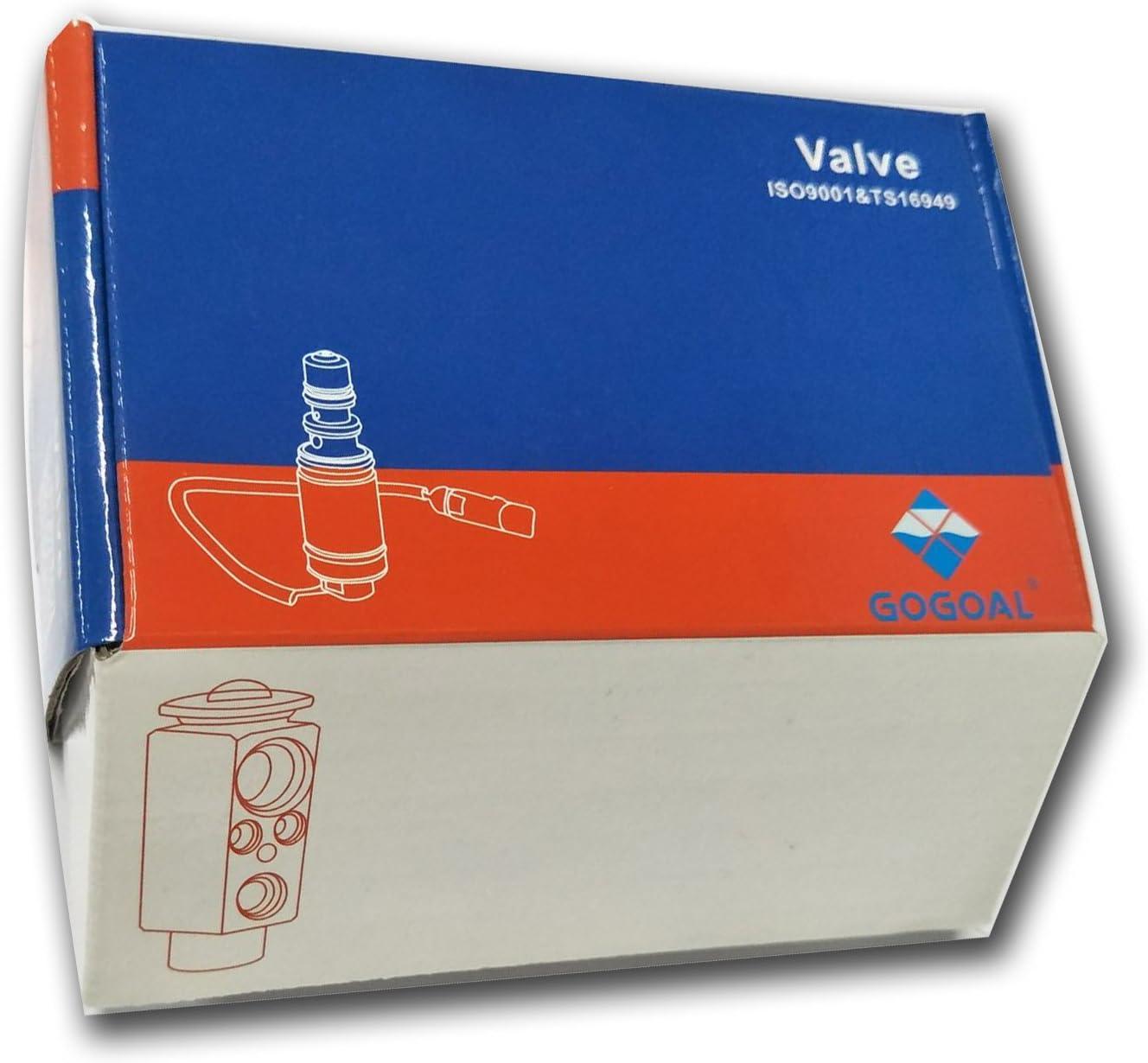 Electronic Control Valve for Denso A//C Compressor 5SE09C//6SE12C//6SEU16-Gogoal ECV26C