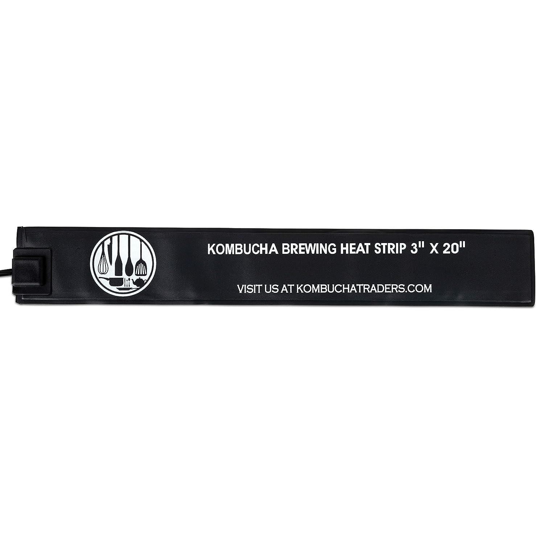 "kitchentoolz Waterproof Seedling Heat Mat Hydroponic Warm Heating Pad 3/"" x 20/"""
