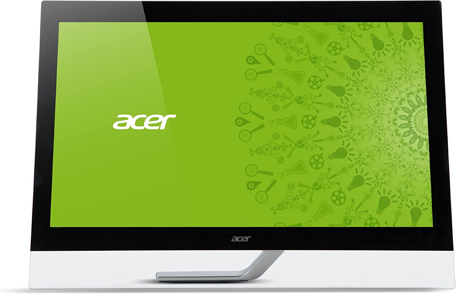Acer T272HL bmjjz 27-Inch (1920 x 1080) Touch Screen Widescreen Monitor, Black