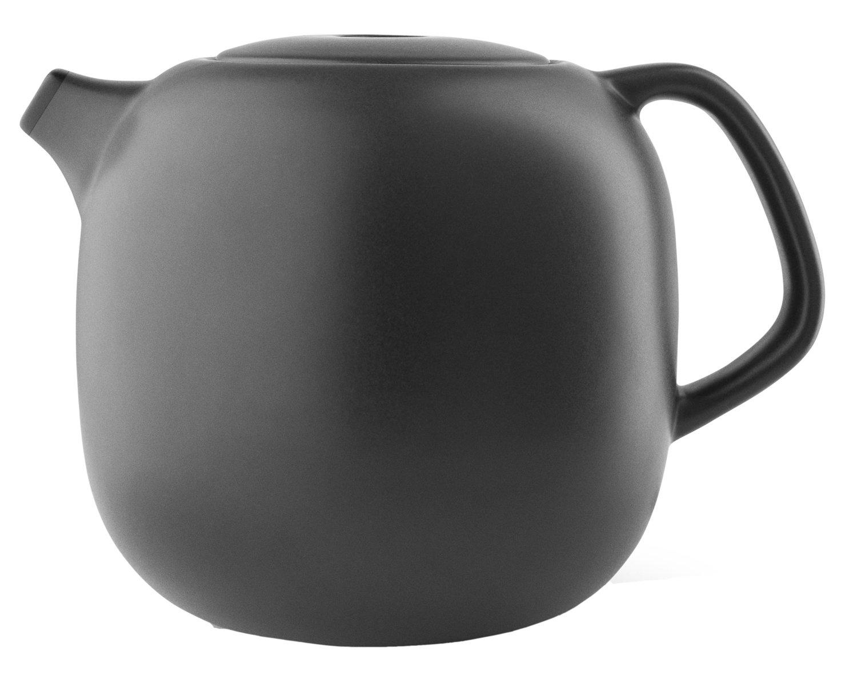 Eva Solo, tetera negra minimalista 1 litro