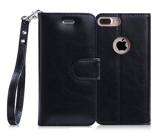 8 opinioni per Cover iPhone 7Plus,Cover iPhone 7 Plus,Custodia iPhone 7 Plus,Fyy® [RFID Blocco