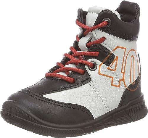 ECCO Upper First, Baskets bébé garçon: : Chaussures