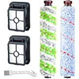RONGJU 1 Pack 2306 Multi-Surface Pet Pro Brush Roll + 1 Pack 1868 Multi-Surface Brush Roll + 2 Packs 1866 Vacuum Filters…