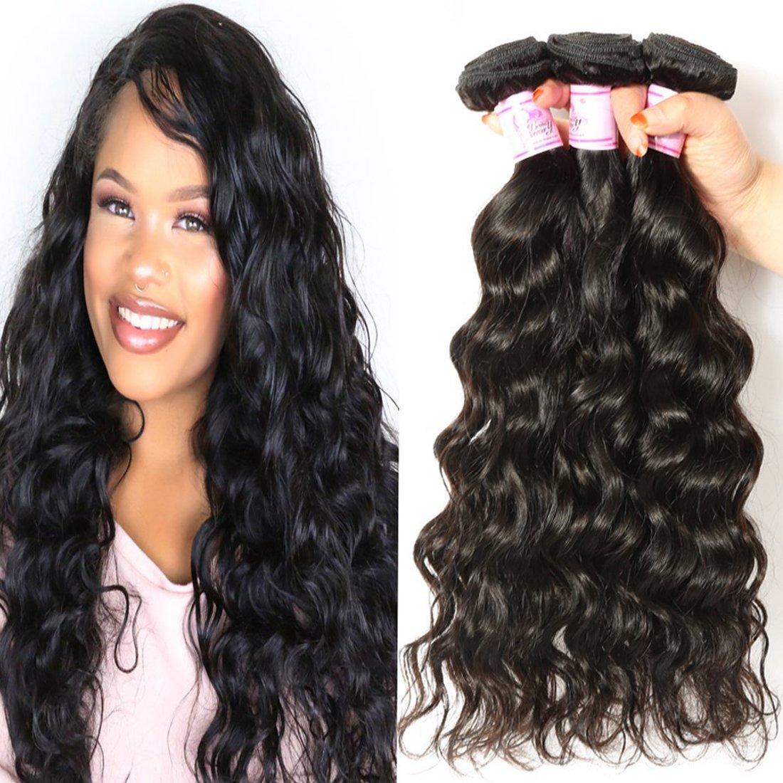 Amazon.com : Beauty Forever Hair Brazilian Virgin Hair ...