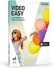 MAGIX Vidéo Easy 6 HD - Créer une vidéo devient facile.