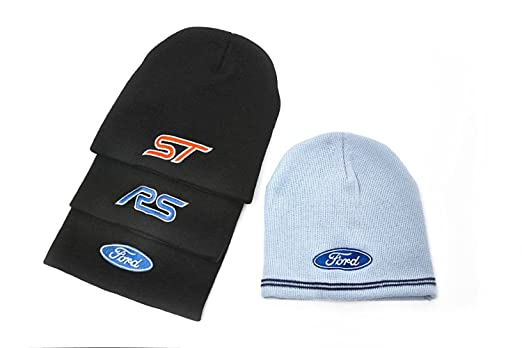 Richbrook Official Licensed Ford ST Beanie Hat 5500.54 Free Delivery