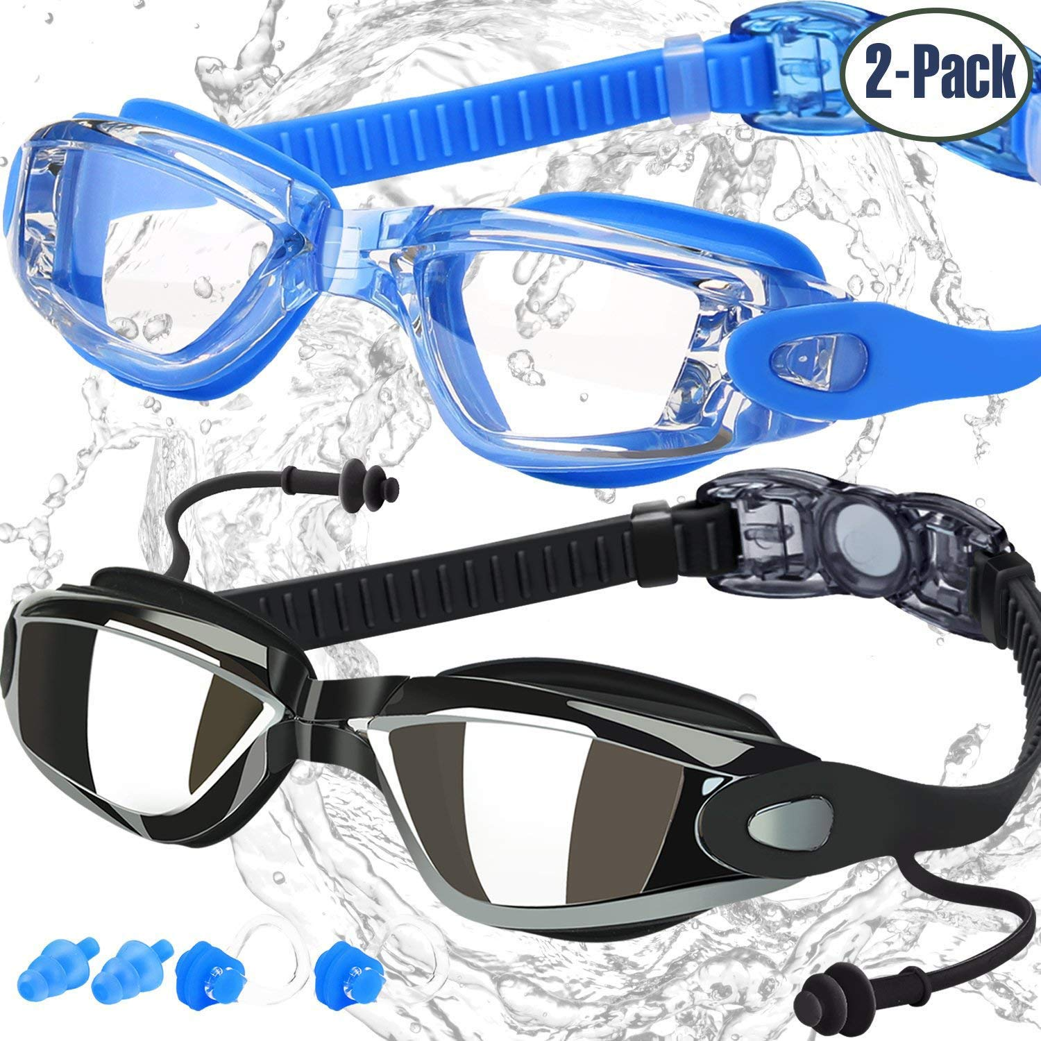 58857d3753 Best Rated in Swimming Goggles   Helpful Customer Reviews - Amazon.co.uk