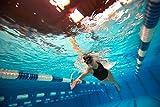 ARENA Swim Snorkel for Swimming Training, Acid