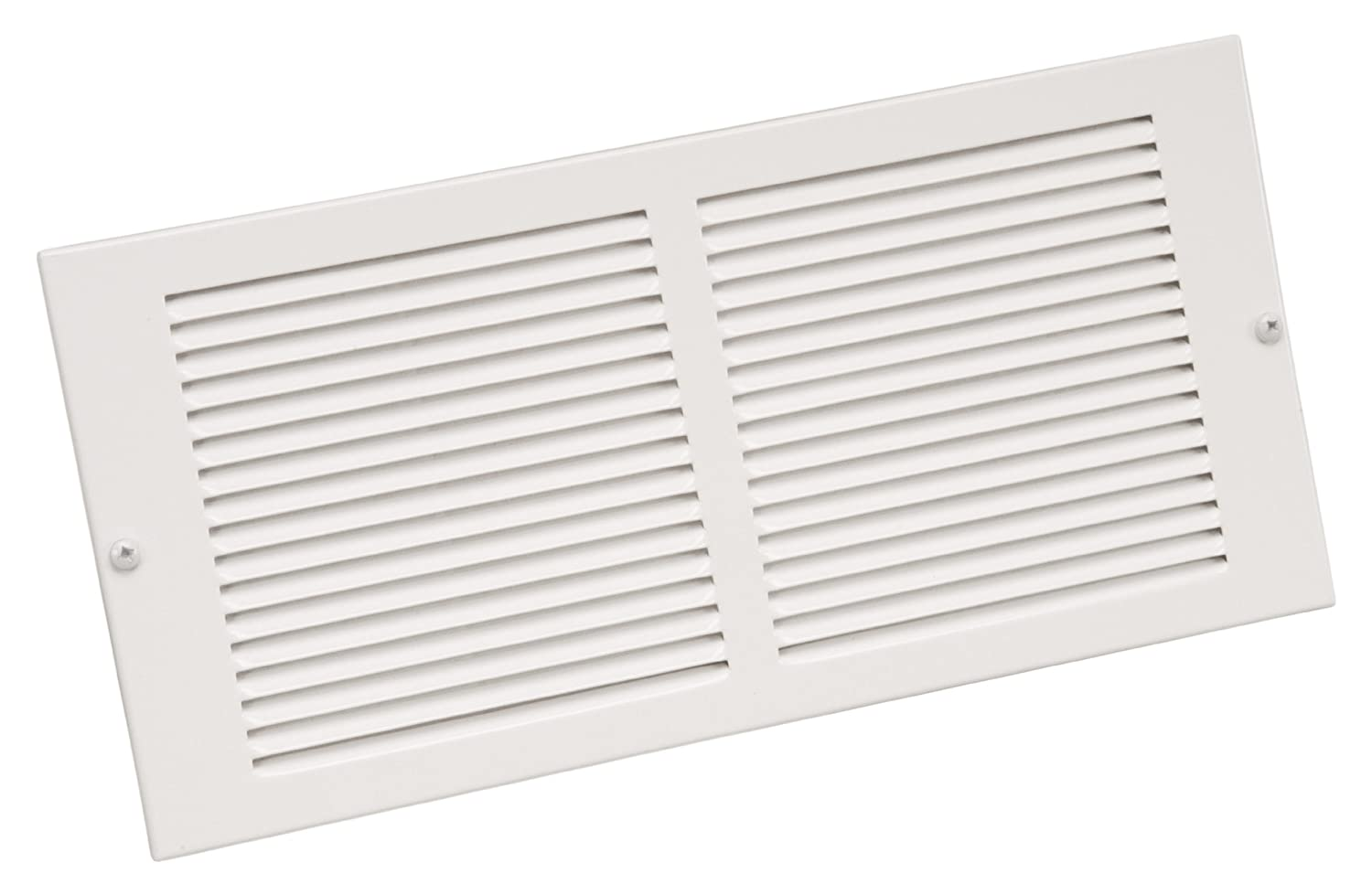 Imperial 10' x 4' Sidewall Grill, White, RG0341 Imperial Manufacturing
