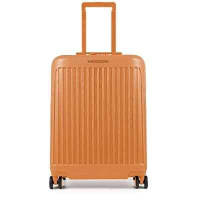 57834762e2df7c Amazon.com: PIQUADRO Trolley Orange - BV4425SK-AR: Shoes