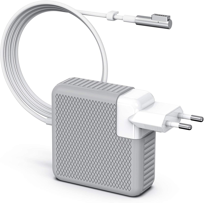 Epilum Cargador Mac Pro 60W L Forma Port/átil Adaptador para: Mac Pro 13 A1181 A1344//A1330//A1342//A1278//A1185//A1184//A1181 Aant Mi 2012 Mac 13 a Partir de Finales de 2009 A1278