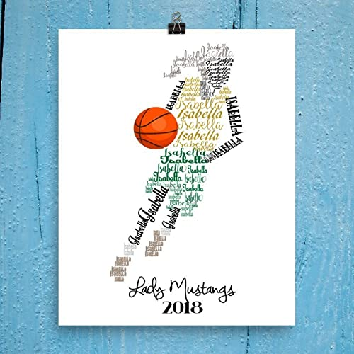 Amazon com: Personalized Basketball Gifts, Basketball Gifts for