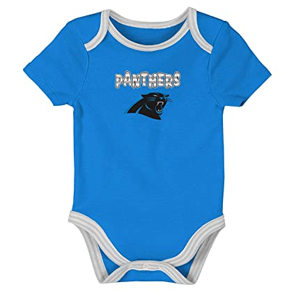 57562d911 Image Unavailable. Image not available for. Color: Carolina Panthers Infant  Onesie ...