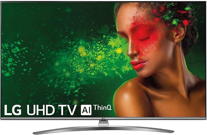 TALLA 55 pulgadas. LG 55UM7610PLB - Smart TV 4K UHD de 139 cm (55