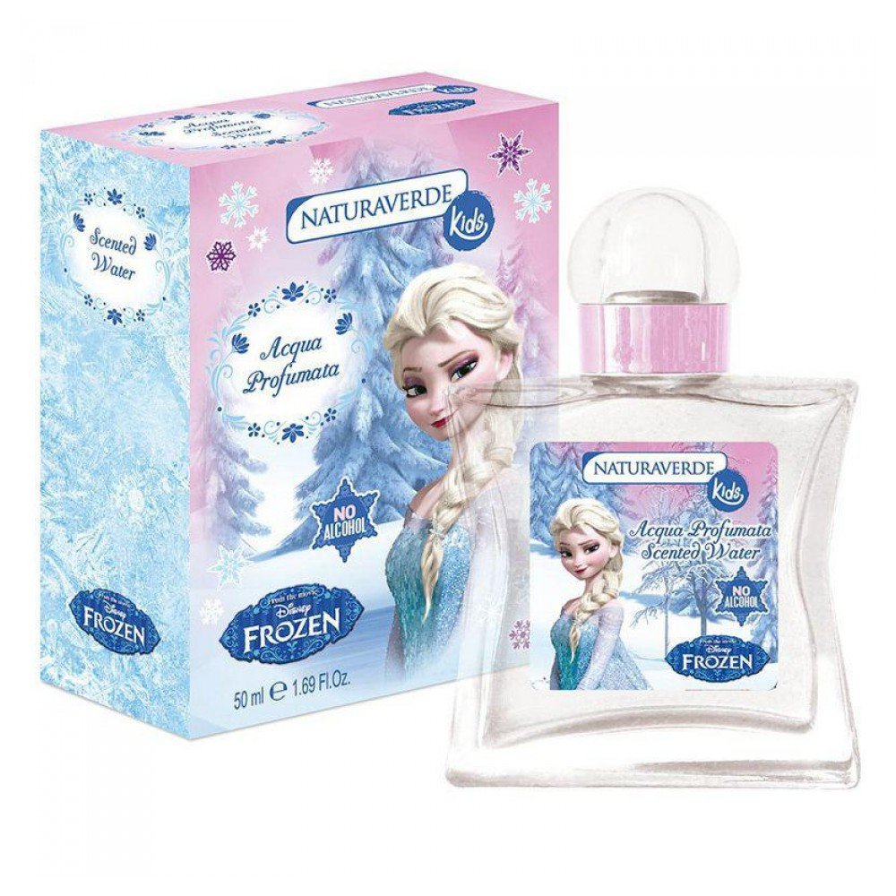 Disney Frozen Acqua di Colonia Alcool Free - 50 ml