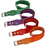 BMC Girls 4pc Assorted Color Adjustable Elastic...