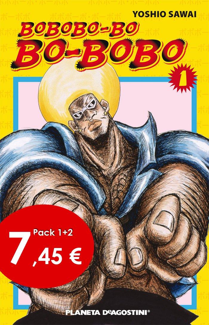 Pack Bobobo 1+2 (Manga Shonen): Amazon.es: Sawai, Yoshio: Libros