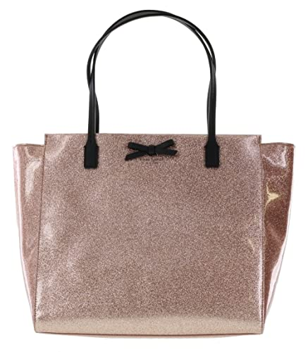 02e0b32ce658 Amazon.com: Kate Spade Mavis Street Taden Tote Bag in Rose Gold: Shoes