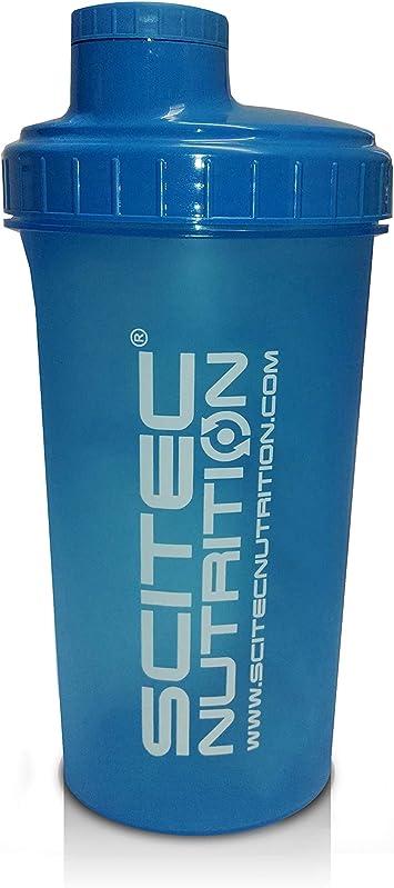 Scitec Nutrition Shaker 700 ml Neon Blau