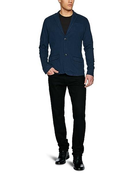 Pepe Jeans Louis, Chaqueta para Hombre, Azul (Old Navy), L: Amazon.es: Ropa y accesorios