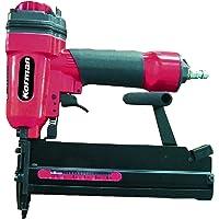 Korman 215207 Grapadora clavadora neumática, Rojo