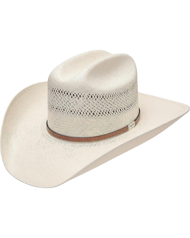 Resistol Men s George Strait Colt 10X Straw Cowboy Hat - Rscolt-3042-81 at  Amazon Men s Clothing store  3ff5ce1c8aa