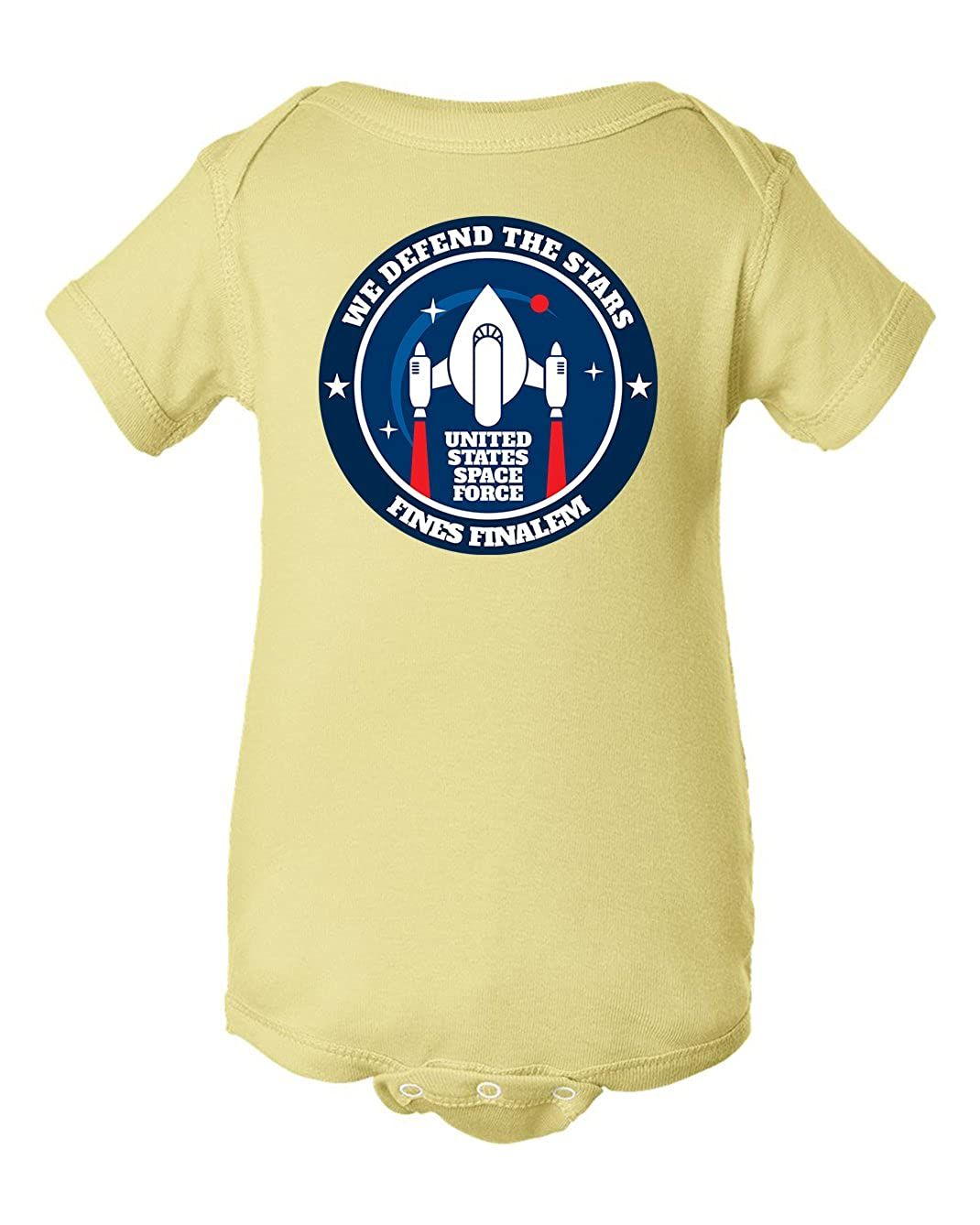 Tenacitee Baby's United States Space Force Shirt 12231a