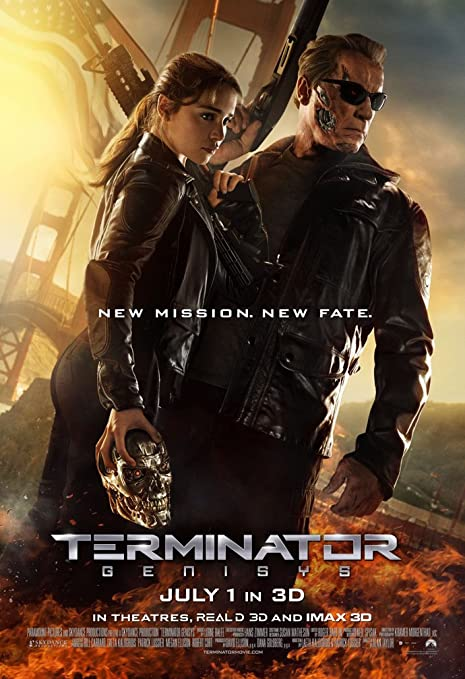 """Image result for """"terminator genisys"""" poster amazon"""