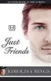 Just Friends (BWWM Interracial Romance Novella) (Lovers & Friends Book 2)