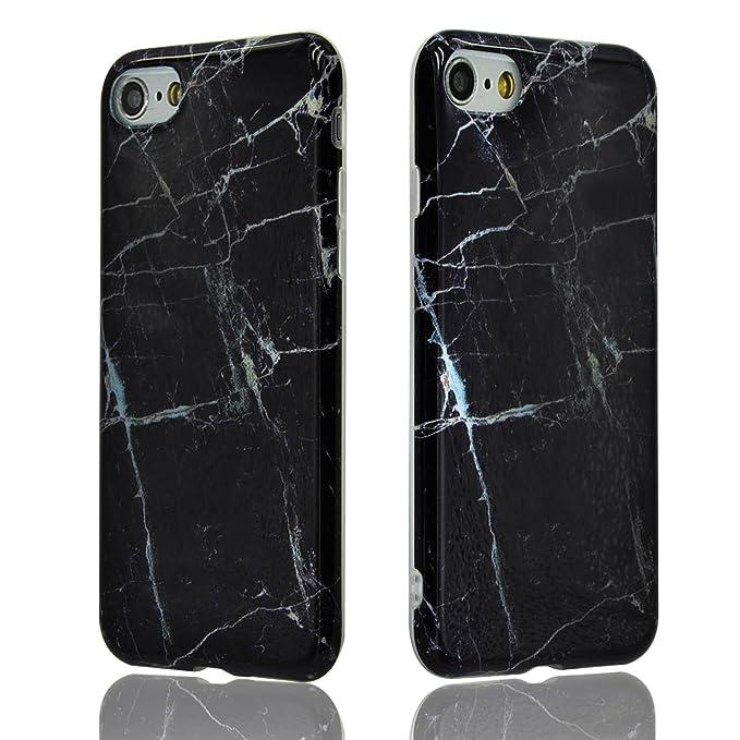 1 opinioni per Custodia iphone 6s, Cover iphone 6, Sunroyal Design Marmo Modello Effetto