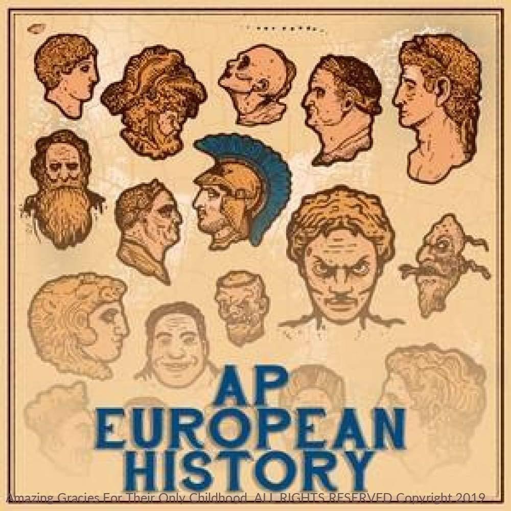 The Cambridge Academy AP European History (10-12)