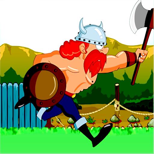 Barbarian vaiking voyage (Barbarian Combat Shield)