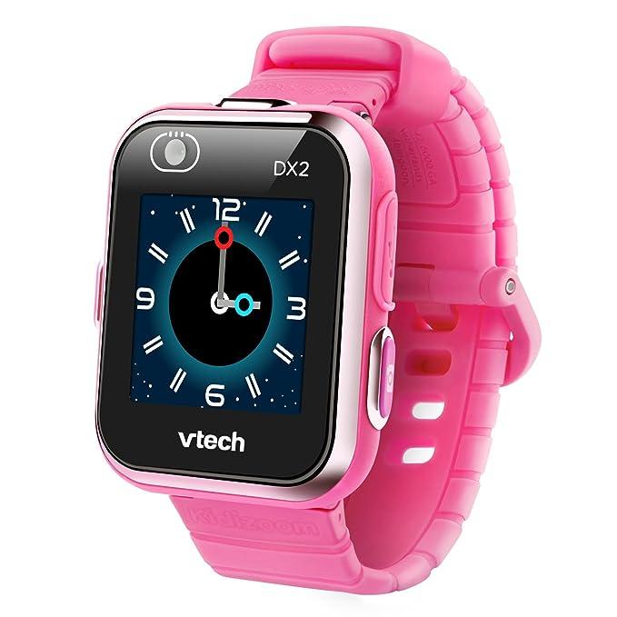 VTech 193853 Kidizoom - Reloj inteligente DX2, color rosa: Amazon.es: Juguetes y juegos