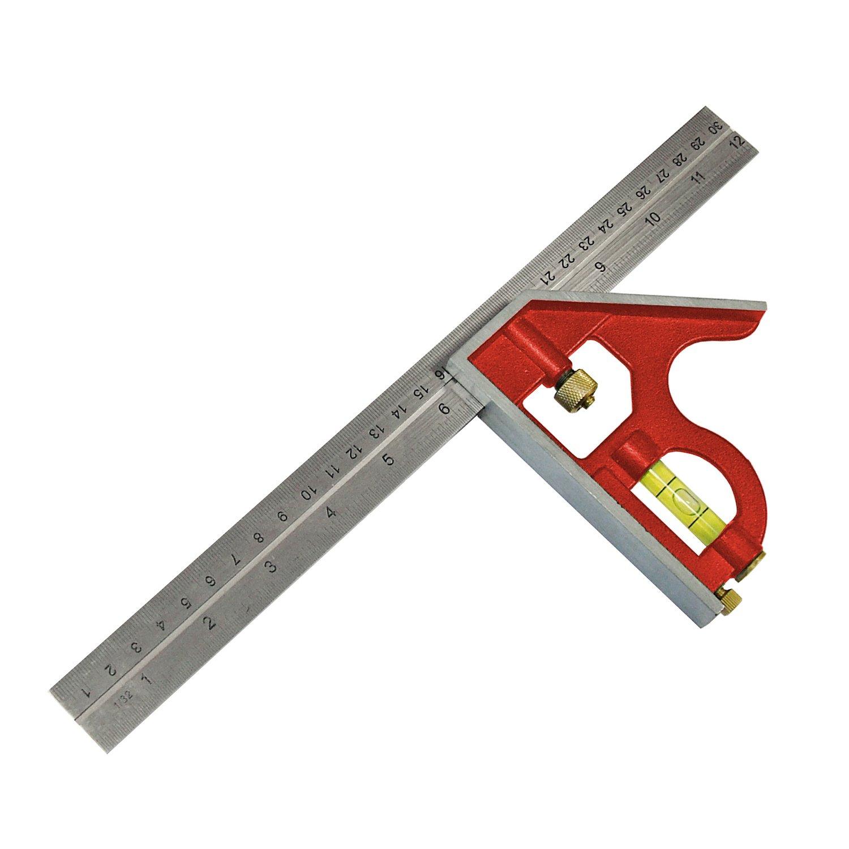 Bahco CS150 Kombinationswinkel 150mm Zum Markieren von 45° und 90°