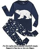 Boys and Girls Christmas Pajamas 100% Cotton