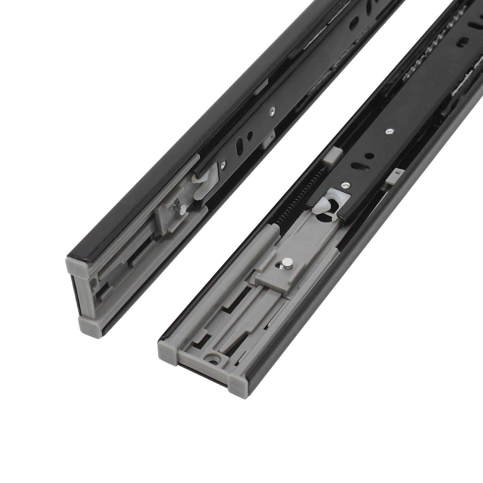 Probrico 10 Pair of 12 Inch Hardware Ball Bearing Side Mount Drawer Slides, Full Extension, Available in 12'',14'',16'',18'',20'',22'', 24'' Lengths by Probrico (Image #2)