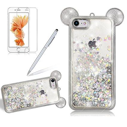 carcasa iphone 6s brillantina
