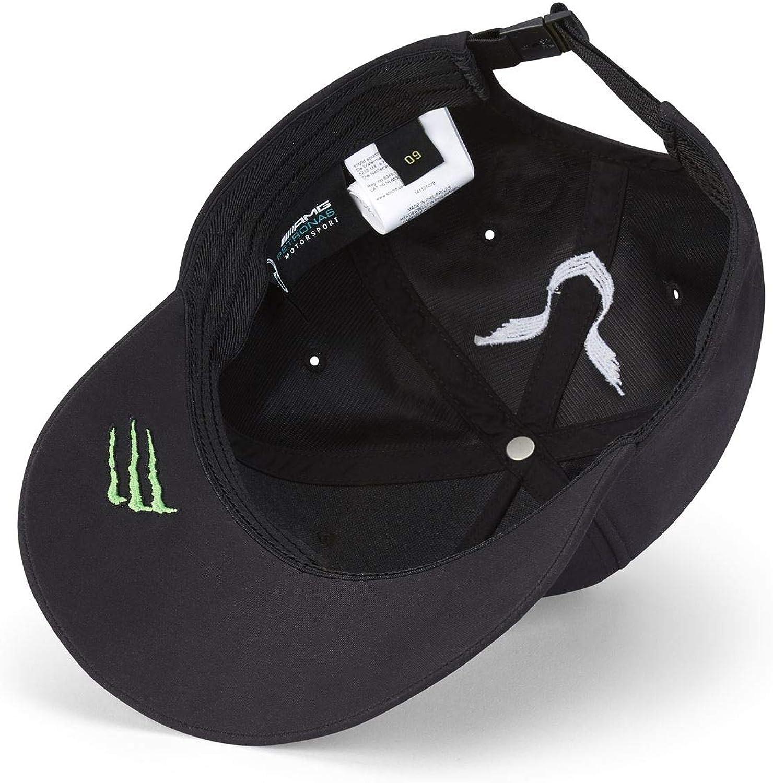 Fuel For Fans Mercedes Benz AMG Petronas F1 2020 Valtteri Bottas Team Baseball Hat Black//Blue//White