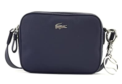 Lacoste Crossover Classic S Bag Daily Square Peacoat rnUpxrF8