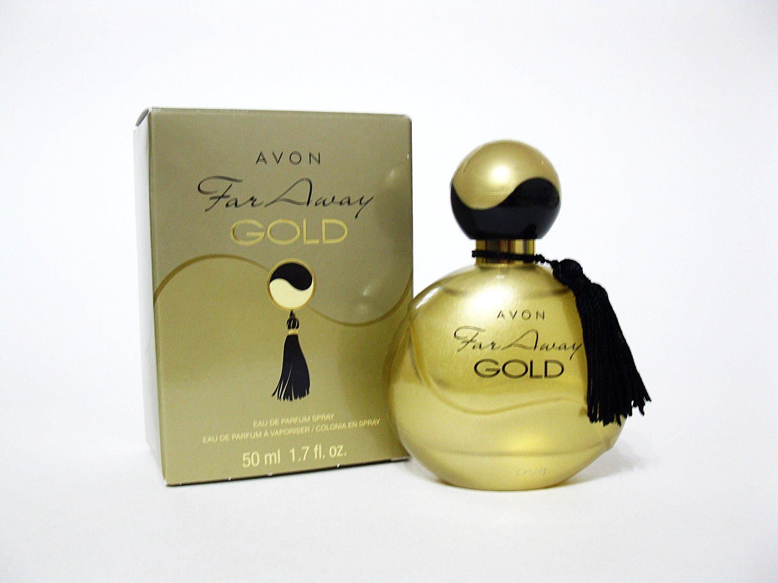 Avon LIMITED-EDITION Far Away Gold Eau de Parfum Spray by Avon