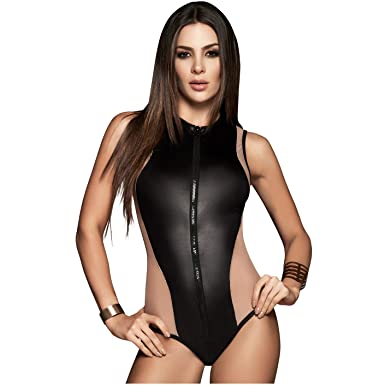 Mapalé 2436 Athletic Bodysuits for Women One Piece Sexy Lingerie Ropa Intima De Mujer
