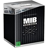 Men in Black 1-3 (Ultimate Hero Pack + Figur / exklusiv und limitiert bei Amazon.de) [Blu-ray]