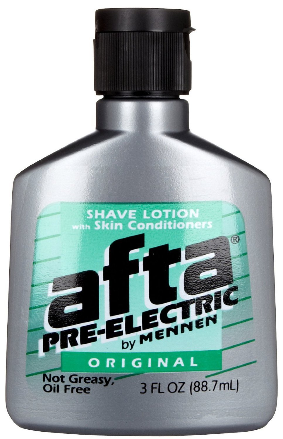 Mennen AFTA Pre-Electric Shave Lotion - 3 oz Pack of 4