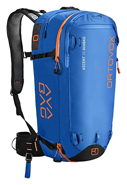 5a1a020b57 Amazon.com   Ortovox Men s Ascent 30 Avabag Kit Safety Blue 30 Liter ...
